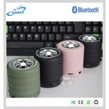 New Design Tire Speaker Bluetooth Car Amplifier Design in Shenzhen