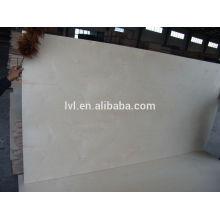 E2 glue Birch faced poplar core plywood for Russia market