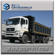 Stock 375HP 8X4 Dongfeng Heavy Dumper Truck 50tons