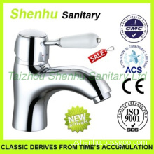 SH411-01single handle deck mounted basin mixer/tap/faucet