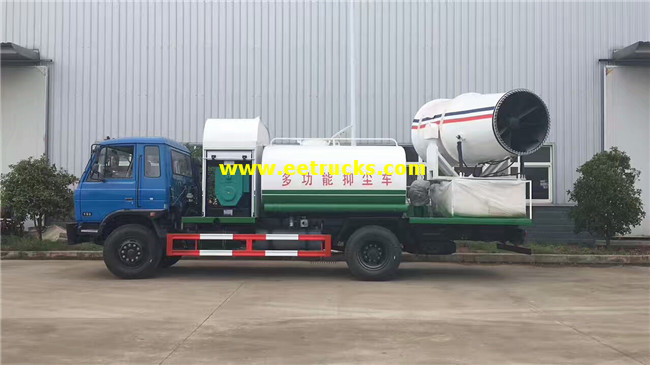 160HP Mutifunctional Dust Control Trucks
