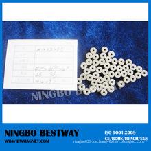 Neodym-Samarium-Kobalt-Ring-Magnete