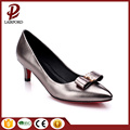 newest style lovely low heel shoe pump