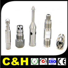 Mecanizado CNC Turning Turning Parts para Cigarrillos Electrónicos