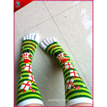 2015 Long New Style Christmas Sock