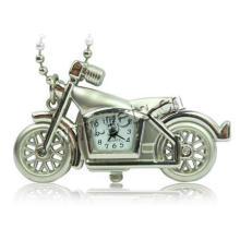 Gets.com reloj de pulsera de silicona de cadena de hierro