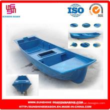 Barco de fibra de vidro de 4,8 metros para pesca (SFG-16) Prático e econômico