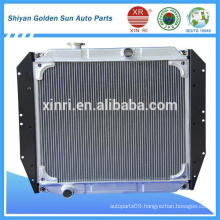ZIL 130 all aluminum radiators manufacurers for kamaz spares parts