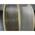 Dia 0.5-6.0mm Gr 4 Titanium Coil Wire