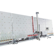 Vertical Glass Edge Grinding Machine For Insulating Glass