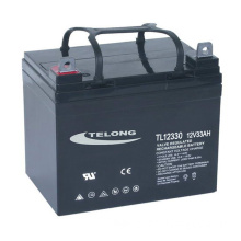 12V33ah Lead Acid Battery for Electric Car