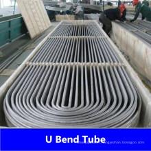 Tube de courbure en U en acier inoxydable de 304 / 304L