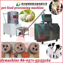 DY-200 200-250kg/h Pet Food And Animal Food processing/making machine