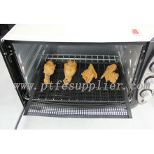 Reusable Non-stick Teflon Coated Baking Mesh