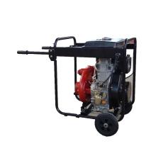 Bomba de agua diesel de alta presión, hierro fundido KDP30HC