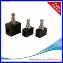 Serie KLA Válvula neumática de control de flujo