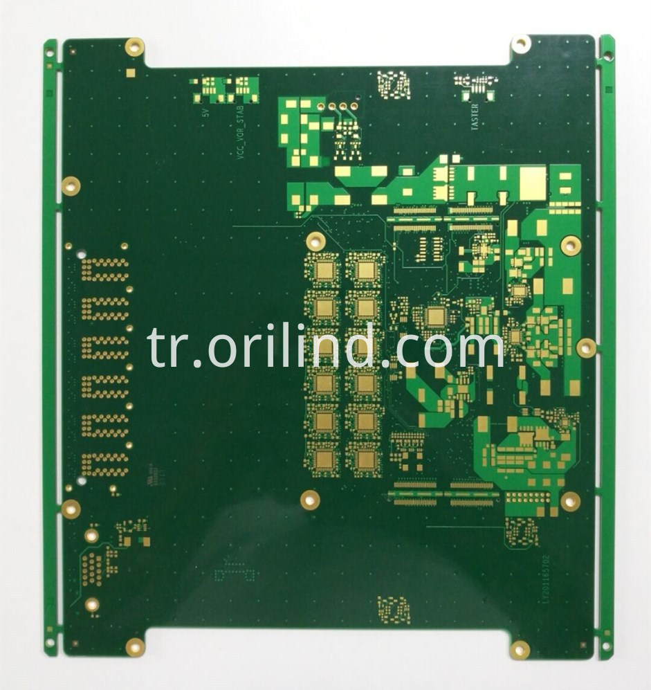 Multilayer FR4 board