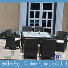 Garden Wicker Furniture Leisure table & chair