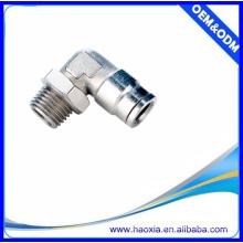 Raccords de tuyaux en forme de MPX Y Raccords pneumatiques d'air Raccords filetés 1/4 npt