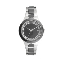 Промотирования конструкции OEM высокое качество мода часы для дамы, доказательство воды 3atm Япония движение