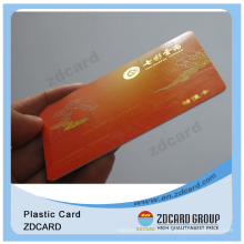 Printing on Plastic Cards/Printable Plastic PVC Cards