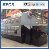 Double Drums High Technology Industrial Usage Hot Water Boiler or Steam Boiler