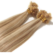 8-30inch Nail U Tip Hair Extensions 100% Real Human Hair Best Quality Virgin Remy Hair Factory Wholesale Price