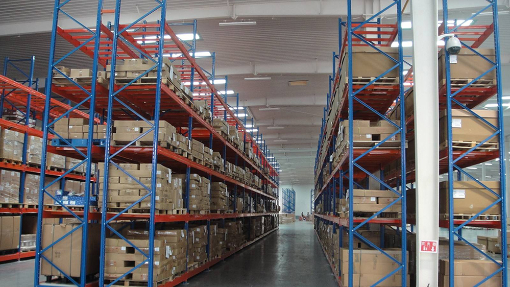 Metal Heavy Warehouse Shelving Units