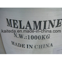 Melamine 99.8% Powder Professional Supplier