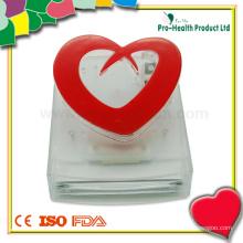 Рекламный медицинский сердечный липкий памятный держатель