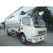 bulk grain carrier, bulk-fodder transportation truck, bulk grain transportation truck,Dongfeng bulk feed transportation truck,