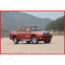 China Rhd Duplo Cab Diesel Pickup 4X4