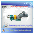 Jinhai High Viscosity Internal Gear Pump(NYP) for bitume with small vibration and little wear