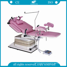 AG-S104B more advanced electric motor delivery bed obstetric examining table