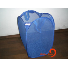 Foldable Mesh Laundry Hamper (hbmb-1)