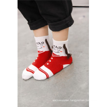Hot Sale Little Girl Cute Cotton Socks Fancy Plait Designs Beautiful Looking