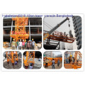 10ton Model 6018 Topless Tower Crane Construction Tower Cranes