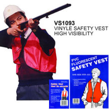 Orange Color Disposable Safety vest