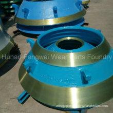 China Customized Mining Machinery Parts Cone Crusher Parts