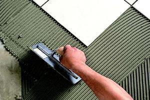 High Performance Tile Adhesvie