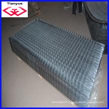 Le treillis métallique soudé / le treillis soudé en PVC est utilisé comme construction (fabricant)