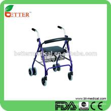 "FDA et CE roulant roulant 6 ""avec siège"