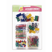 Varity color of office clip set