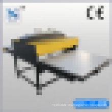FJXHB4 dual large format pneumatic heat press machine for t shirt