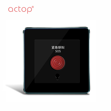 2019 new arrival switch SOS for smart hotel room