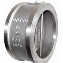 Stainless Steel Flanged Dual Plate Check Valve