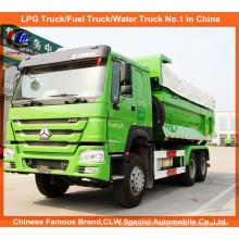 266HP 371HP Heavy Duty Sinotruk HOWO Dump Trucks