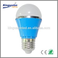 Certificado CE Rohs lámpara LED bulbo wifi RGB controlador