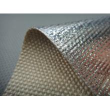 2025HTAL Aluminum Laminated  Fiberglass Fabrics Heat Treated
