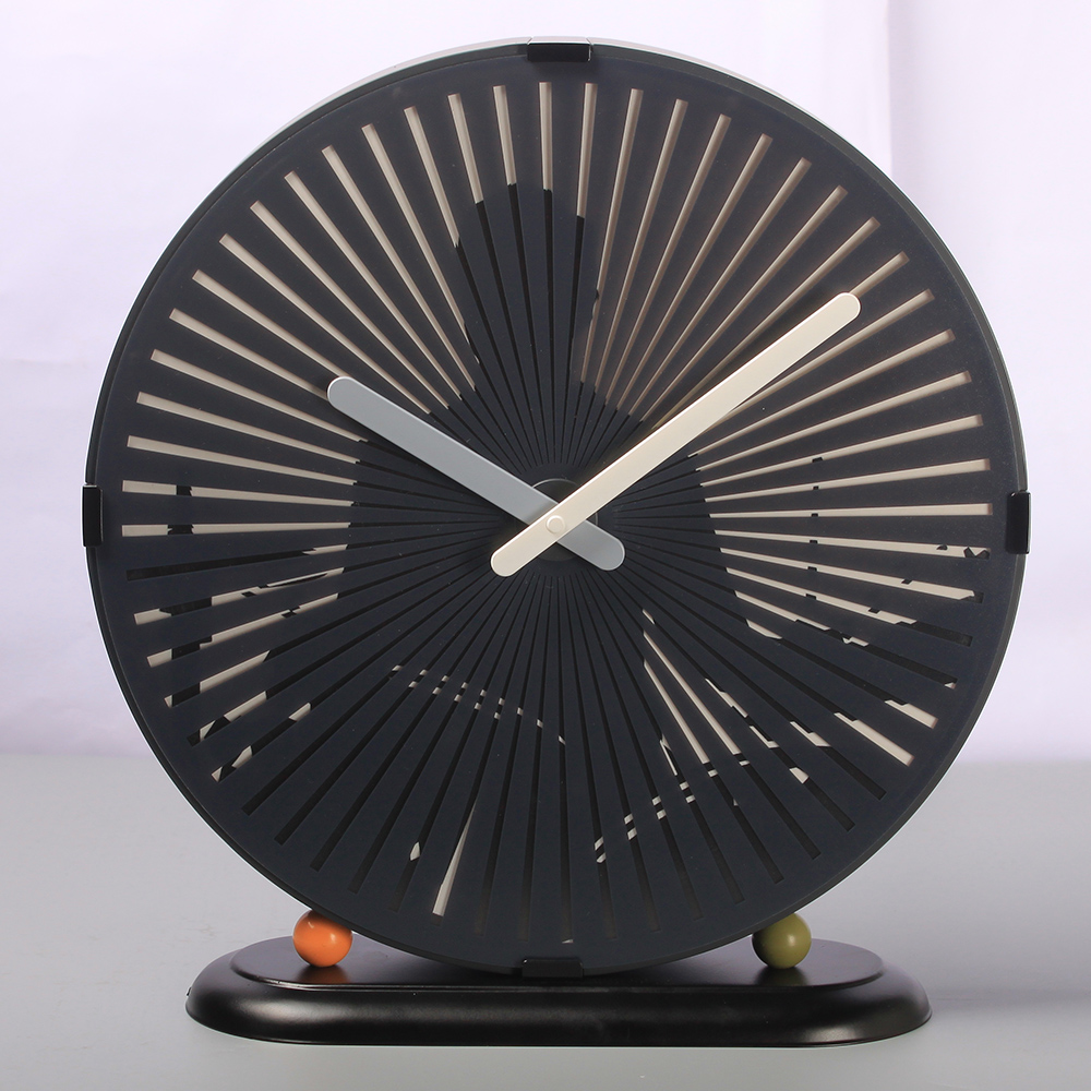 motion of clock